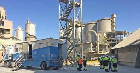 El cierre de la fábrica de Cemex en Gádor afectará a cien trabajadores