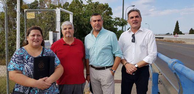 El PP le recuerda al PSOE que votó en contra del Plan de Carreteras que incluía la del IES Sol de Portocarrero