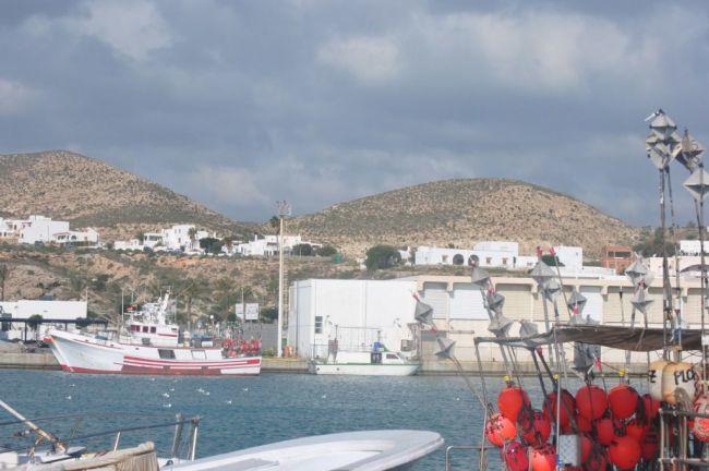 Licitadas las obras del proyecto de reordenación del puerto de Carboneras