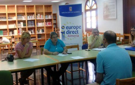 El Plan de Desarrollo de la Diputación sigue formando empresarios en la Alpujarra