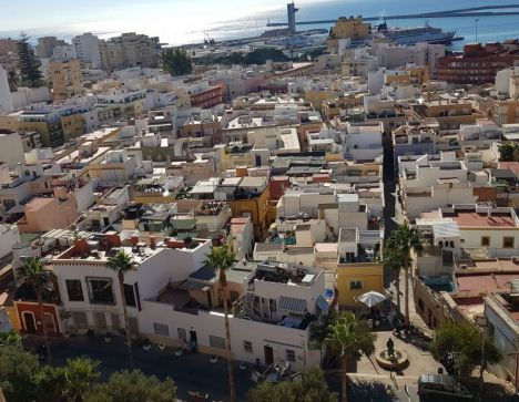 La Medina y los edificios burgueses del centro en las visitas guiadas del fin de semana