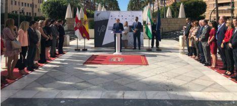 RTVE no cubrió un acto de los presidentes de las Cortes Generales en Almería