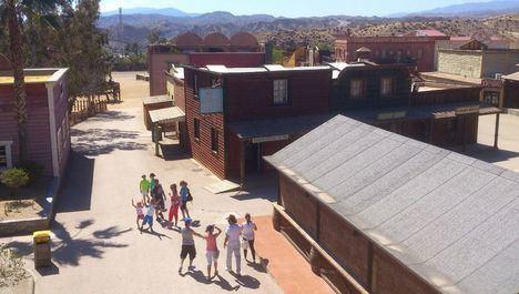 El Desierto de Tabernas es finalista al premio a la mejor localización europea de Filming Europe-Eufcn