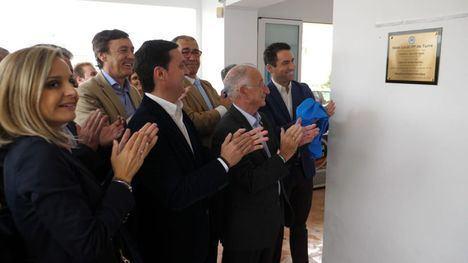 Teodoro García inaugura la sede del PP de Turre