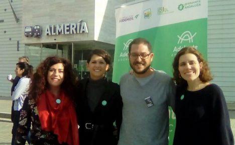 Adelante Andalucía pide un tren que vertebre la Comunidad