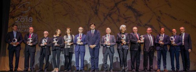 Unidad, compromiso y cooperaciòn en la Gala Premios Macael 2018