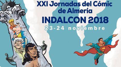 Almería será la capital nacional del mundo del cómic