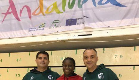 El Club Baloncesto La Mojonera aporta dos seleccionadores andaluces