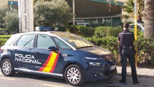 Agredidos dos sanitarios por los familiares de una parturienta en Torrecárdenas