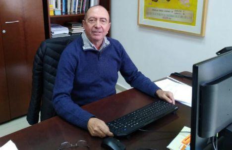 """José Castillo Cano, nuevo director de la Biblioteca Pública """"Francisco Villaespesa"""""""
