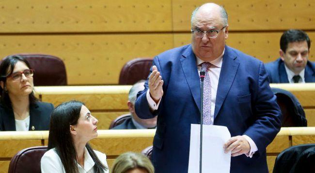 El PP pide en el Senado solucionar los problemas eléctricos en la Comarca del Río Nacimiento