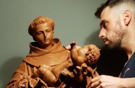 Carboneras contará con un monumento dedicado a su Patrón San Antonio de Padua