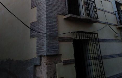 Diputación y Laujar culminan la primera fase de restauración de la Casa Palaciega de 'Los Moya'