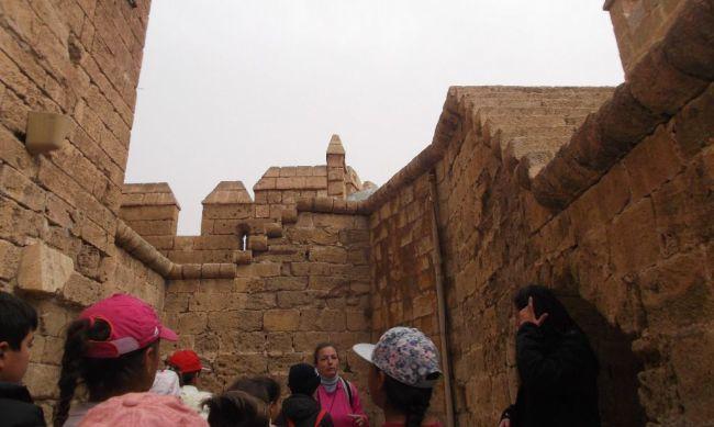 La Alcazaba se acerca a los niños esta Navidad