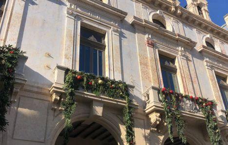 La fachada del Ayuntamiento tendrá luz ornamental