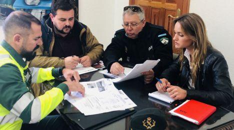 Cantoria acoge la última prueba del campeonato de Andalucía Rally Crono