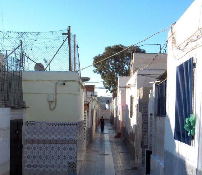 La Junta dice ahora que construirá 180 viviendas en Puche Centro