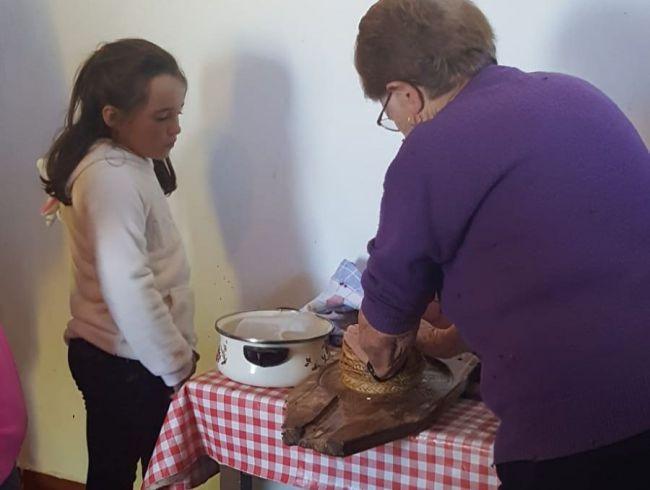 Más de un centenar de familias disfrutan de los itinerarios saludables de 'Sabores Almería'