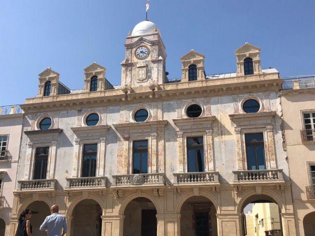 Miniprórroga de los presupuestos municipales de Almería
