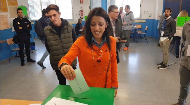Marta Bosquet será la segunda mujer almeriense en presidir el Parlamento Andaluz