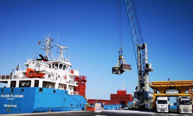 Almería es la quinta en exportación por vía marítima en Andalucía