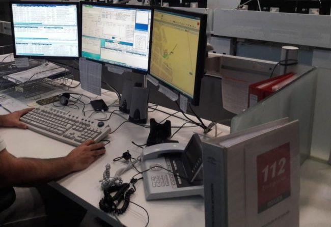 El 112 gestiona en Almería 1.875 incidencias durante Navidad
