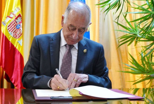 Firmados nueve millones de euros para seis obras en Roquetas