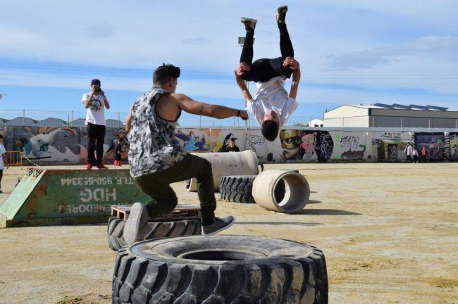 El Hip Hop Street Vícar Calienta Motores Para Su Decimoquinta Edición