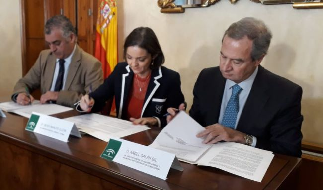 UGT vigilará que Cemex y Gobierno cumplan el plan de reindustrialización de Gádor