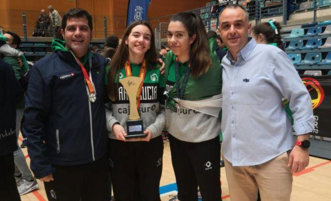 Los entrenadores del CB La Mojonera serán seleccionadores andaluces