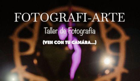 Taller De Fotografía Artística De La Semana Joven De Vícar