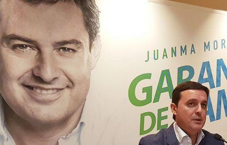 Moreno anima a Javier A. García a impulsar políticas en 'una provincia pujante'