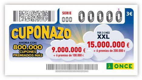 El Cuponazo de la ONCE deja 250.000 euros en Albox