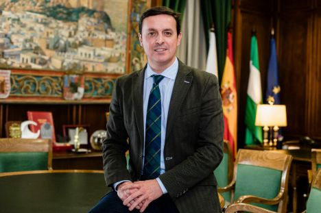 Fernando Giménez es nuevo portavoz del equipo de Gobierno de la Diputación