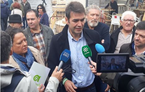 """Bellido (AxSí): """"Los PGE de Montero (PSOE) no responden a sus propias expectativas"""""""