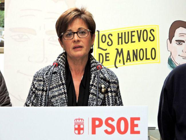 El PSOE reclamará en el pleno a PP y Cs que insten a sus partidos a apoyar unos PGE