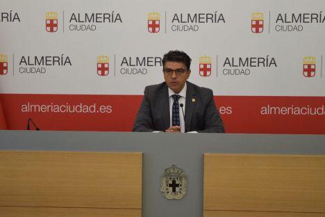Ciudadanos lleva al Ayuntamiento de Almería la situación de Venezuela