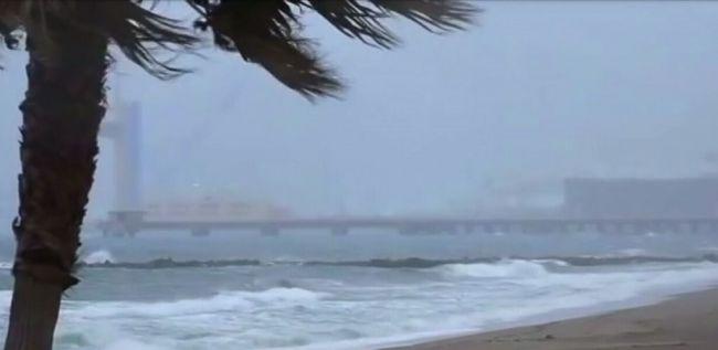 Baleària cancela sus conexiones con Nador hasta el sábado a causa del temporal de viento