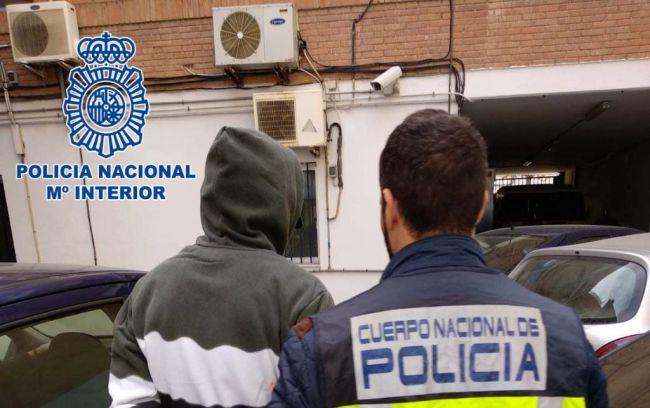Detenidos en El Ejido los tres presuntos autores de 20 robos con fuerza