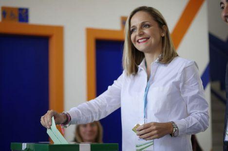 Maribel Sánchez es la nueva delegada del Gobierno andaluz en Almería