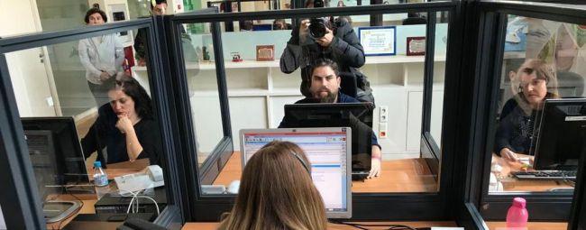 La Junta contrató de modo ilegal atención a la dependencia en Almería