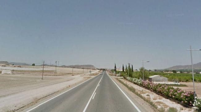 Muerto un motorista al impactar contra un coche en Pulpí