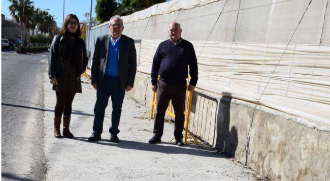 Ayuntamiento De Vícar Y Vecinos Colaboran En La Mejora Del Acceso Este De Barrio Archilla