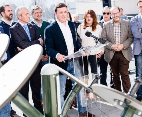 Diputación invierte en Dalías en un nuevo parque para las familias