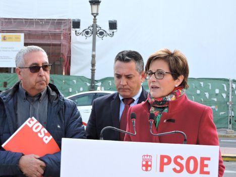"""Valverde: """"La reforma de la pasarela tiene que ser el primer paso para la puesta en valor de Pescadería """""""