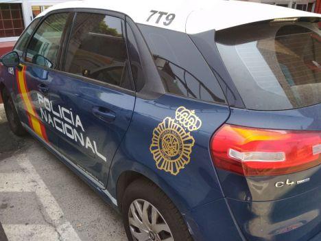20 detenidos en Málaga de una banda que había actuado en Almería