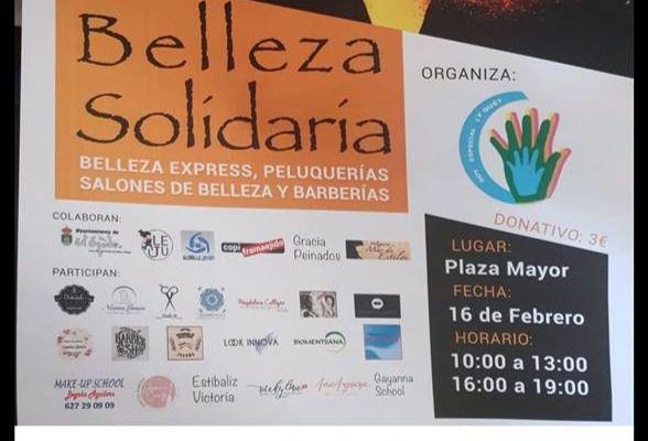 'I Jornada de Belleza Solidaria El Ejido 2019'