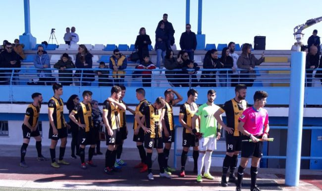 Derrota en Maracena que cuesta el segundo puesto al Berja CF