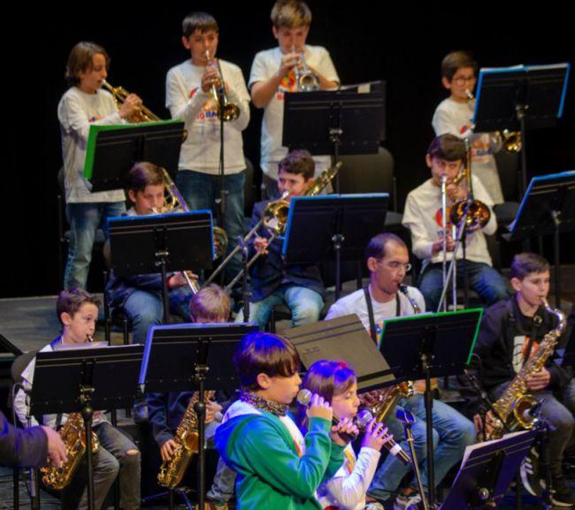 La cantera del jazz en Almería demuestra su calidad en 'Pequeños grandes músicos'
