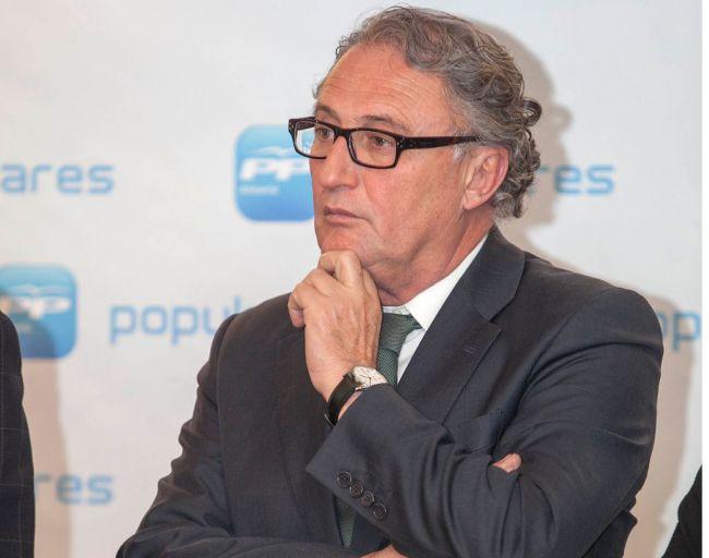 Caicedo sustituye a Ortiz en la Autoridad Portuaria
